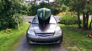 Honda Civic 2005 LX 1350$