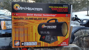 Mr Heater air heater