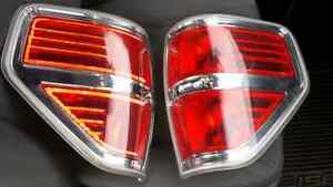 2009-2014 F150 xlt/xtr tail lamps