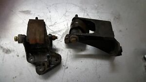 Jeep YJ engine mounts