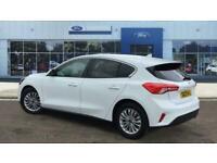 2020 Ford Focus 1.0 EcoBoost 125 Titanium 5dr Petrol Hatchback Hatchback Petrol