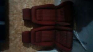 Ford Mustang GT Fox Body Seats