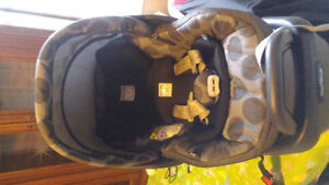 Peg perego dual 3 stage carseat