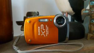Fujifilm XP20 waterproof camera