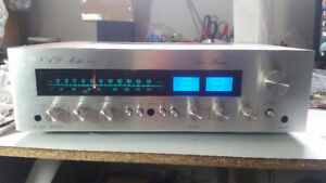 """VERY RARE"" VINTAGE NAD RECEIVER MODEL 140---SOLD---"