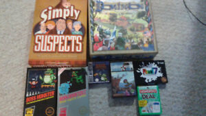 Selling Card and Board Games