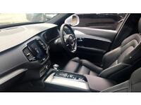 2018 Volvo XC90 D5 PowerPulse R DESIGN Pro AWD Automatic Diesel Estate