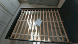 Double leather bed very good conditions