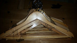 Wooden Cloths Hangers