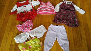 Free girl baby clothes