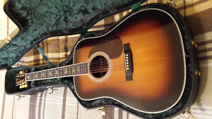 """"""" Martin D - 40 """"  """" Price Reduced,  Must Sell """""""