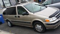 2002 Chevrolet Venture VUS