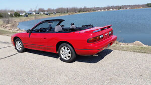 1993 Nissan 240SX Cabriolet