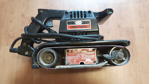 "For Sale: Craftsman 3"" x 21"" Belt Sander"
