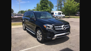 2017 Mercedes-Benz GL-Class G550/GLS450 SUV, Crossover