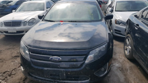 2010 Ford Fussion