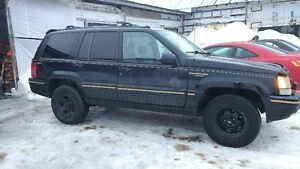 1995 Jeep Grand Cherokee Fourgonnette, fourgon