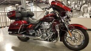 2014 Harley-Davidson FLHTKSE - CVO Limited PYMT $249 B/W