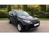 2017 Land Rover Discovery Sport 2.0 TD4 180 SE 5dr - Privacy G Automatic Diesel
