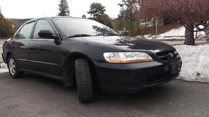 2000 HONDA ACCORD_SPECIAL EDITION_2.3L_250000KM_GOOD CONDITION