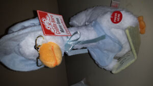 Blue Cuddle Barn Mother Goose - new with tags