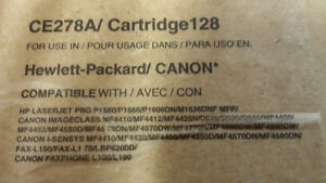 toner CE278A cartridge 28