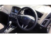 2015 Ford Focus 1.6 125 Titanium Powershift Automatic Petrol Hatchback