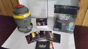Fallout antholgy lot.