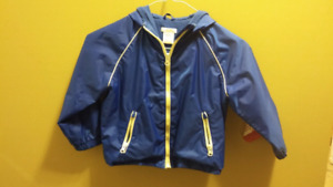 3T spring/fall jacket