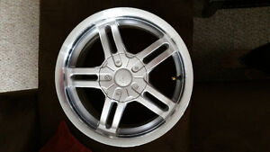 Rims off a new Ford Focus