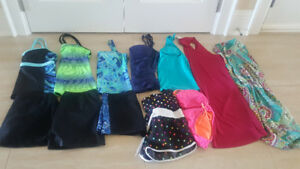 Lady's Bathing Suits, Cover ups