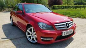 2012 Mercedes C220 CDI C Class Saloon BlueEFFICIENCY Sport 7G-Tronic 4dr