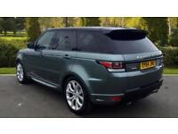 2014 Land Rover Range Rover Sport 3.0 SDV6 HEV Autobiography Dyn Automatic Diese
