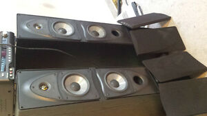 MIRAGE FRX7 TOWER SPEAKERS