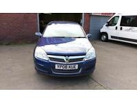 VAUXHALL ASTRA 1.6 LIFE AIR CON 80K MILES ONLY £15 WEEK P/LOAN 2008 LONG TEST