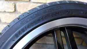 "20"" DIP DAGGER RIMS with tires London Ontario image 3"