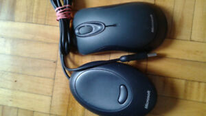 Microsoft Wireless Mouse with Receiver
