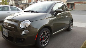 2013 Fiat 500 Mint Condition! FREE Winter Tires on Alloy Rim!!