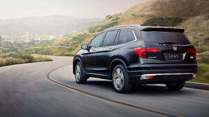 2017 Honda Pilot Touring  - ACT FAST BEFORE ITS GONE!!