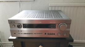 Yamaha Natural Sound AV Receiver RX-V640RDS