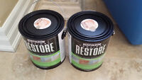 60.00 for 2 gallons of Restore