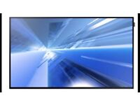 "Samsung 48"" LED TV"