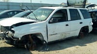 PARTING OUT 2002 CHEVY TRAILBLAZER