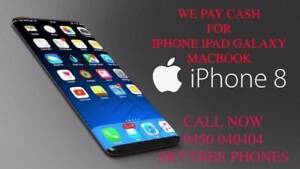 Wanted: We buy iphone ipad samsung galaxy pay cash sell your phon Surfers Paradise Gold Coast City Preview