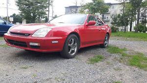 2000 Honda Prelude cuir Coupé (2 portes) Québec City Québec image 3