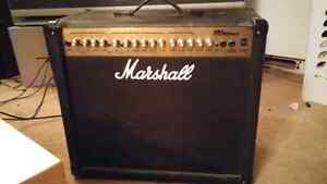 Marshall mg series 100dfx and assorted pedals