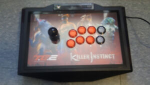 Mad Catz Killer Instinct Arcade FightStick - TE2