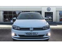 2020 Volkswagen Polo 1.0 TSI 95 SE 5dr DSG Petrol Hatchback Auto Hatchback Petro