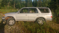 1999 Toyota 4Runner, woods truck or parts.
