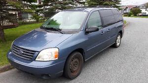 2006 Ford Freestar Minivan, Van